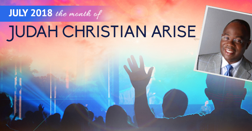 THE MONTH OF JUDAH CHRISTIAN ARISE